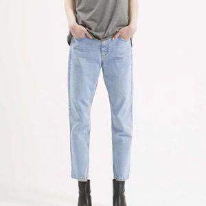 Topshop 28 milo rigid skinny jeans cotton 0716